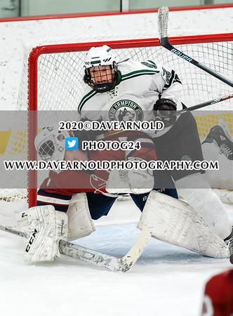 2/19/2020 - Girls Varsity Hockey - New Hampton vs Southfield