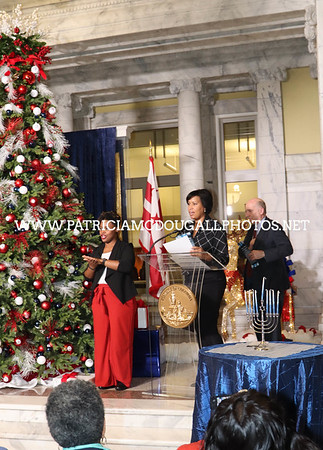 Mayor Muriel Bowser's Holiday Reception 2019