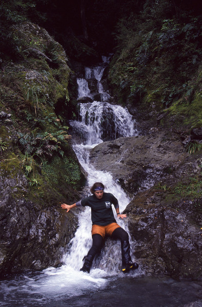 Otehake - Edwards, 25 - 28 October 2001