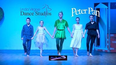 Linda Virgoe Dance Studios 'Peter Pan'