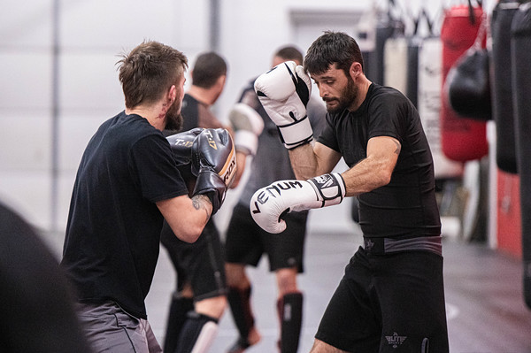 Amped MMA