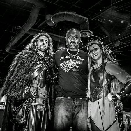 Comic Con 2014 Tampa