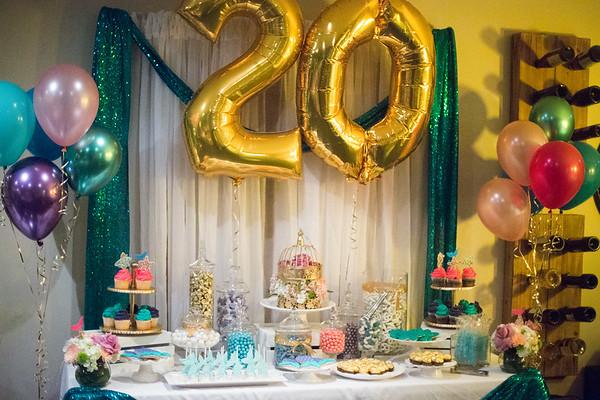 Marina's 20th Birthday