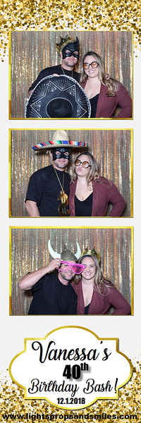 Vanessa's 40th Birthday Bash