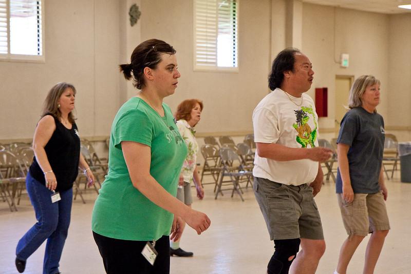Sunday dancing at NCCA