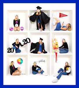 Ashley Class of 2020:  In the Photo Box