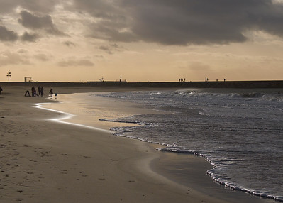 Scheveningen winter