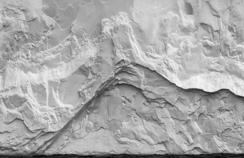 Tabular Iceberg - Drake Passage