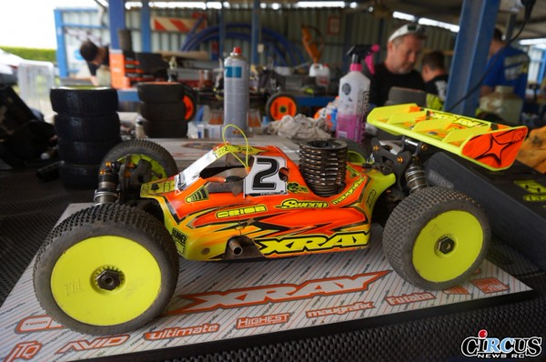 Kyosho Masters, Mag race, Camse Cup