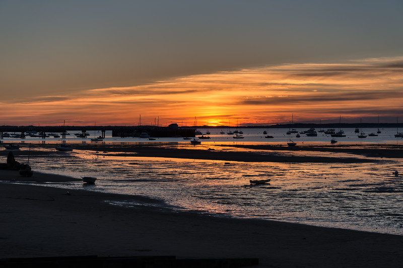 Sunrise - Provincetown, Massachusetts, USA - August 14, 2015