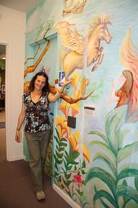 2010 Prema's Mural in Grass Valley