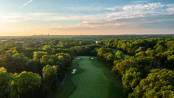 Reston National Golf Course Photography