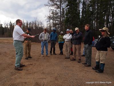 Kekekabic Trail Clearing May 17-19 2013