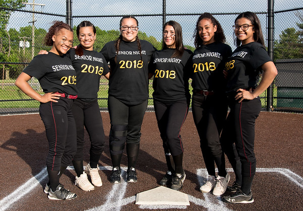 New Britain softball seniors