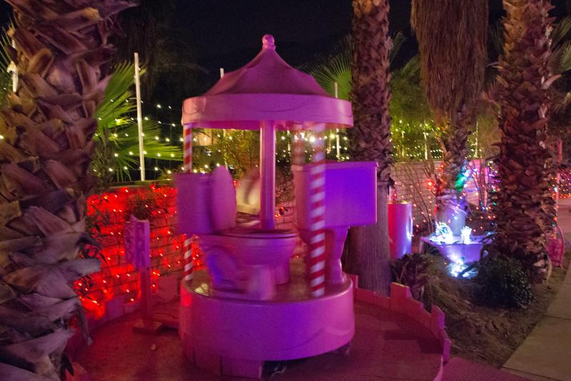 Robolights - Palm Springs