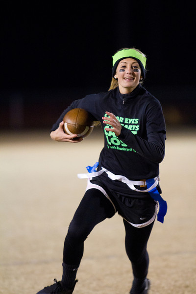 2013 Ashbrook Powderpuff Game - 11/14/13