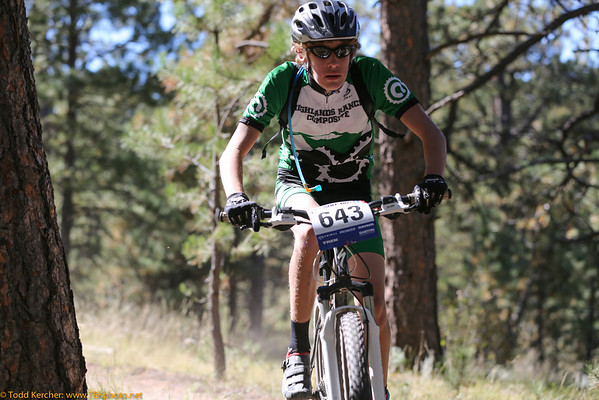 High School MTB Races 2013