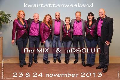 2013-1123 HH Quartetweekend