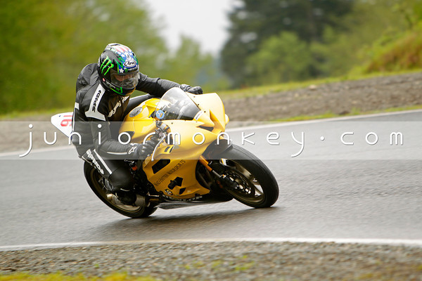 916 - Yellow Black R6