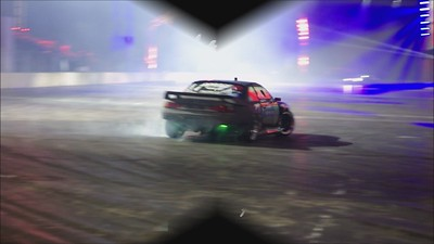 Drift Cars, Live Action Arena, NEC 2020