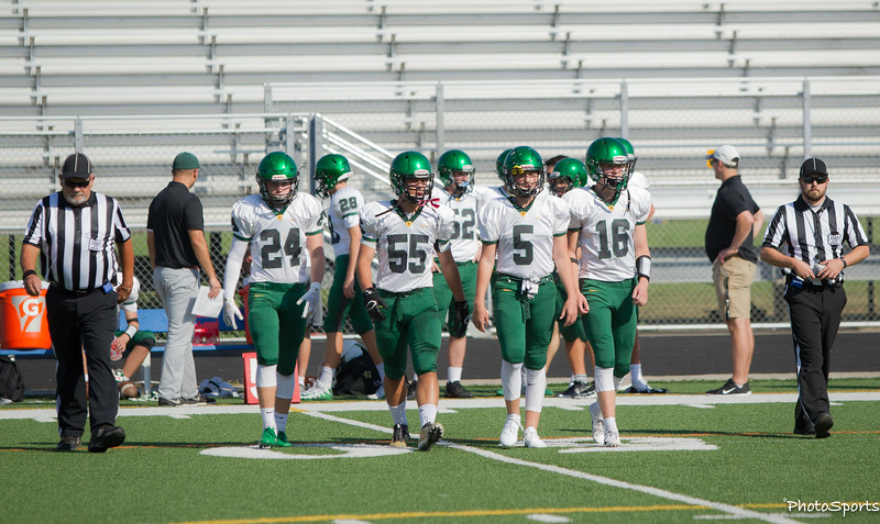 West Linn JV vs. McNary September 6, 2018