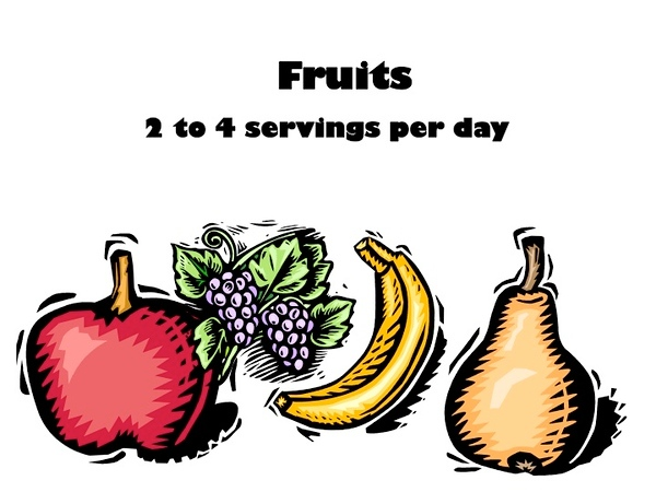 (L52) Fruits Servings