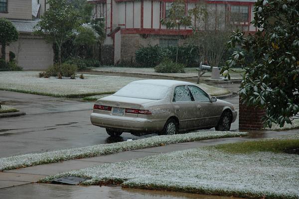 2009 Snow December 4