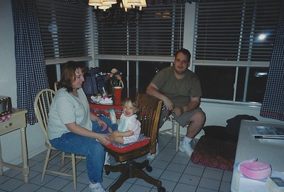 Unknown Family Gathering #2 - Spring 2002