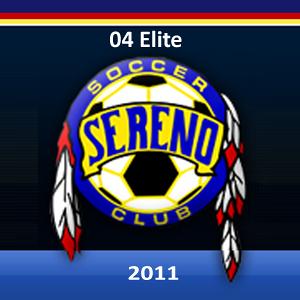 Sereno Blue 04 Elite - 2011