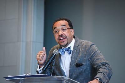 Rev. Dr. John Nunes speaks at Chapel