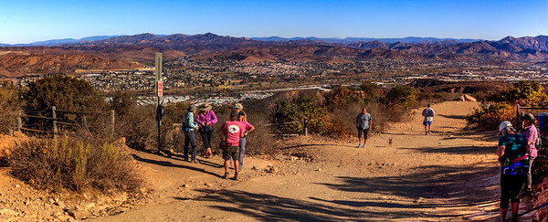 Hike - Cowles Mountain - Dec 13, 2017