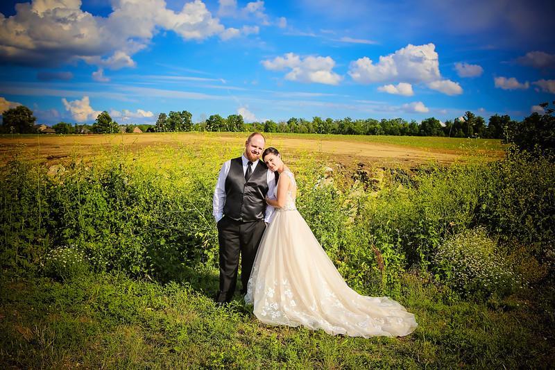 Courtney & Tyler Wedding