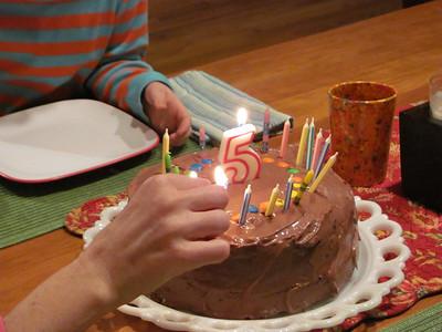 2011-02-06 Jim's birthday cake