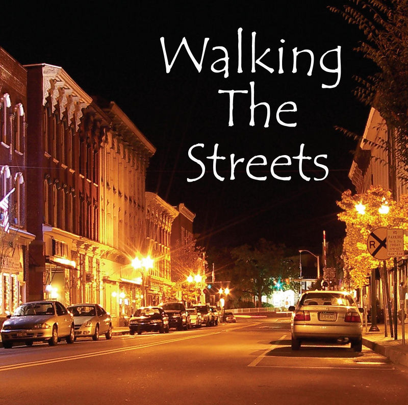 Walking The Streets - CD