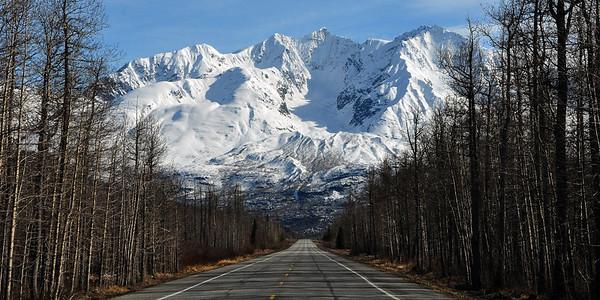 2013 - Alaska - 4 - Fairbanks to Valdez