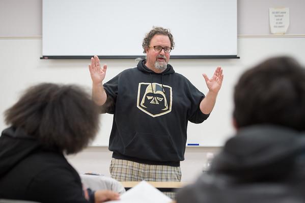 11/14/19 Roy Bakos Teaching Class
