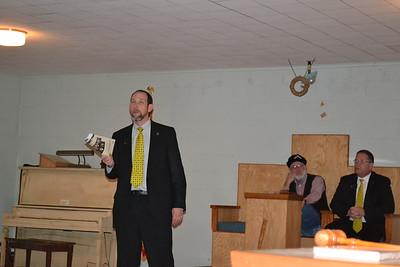 District 10 Meeting - Pocasset 1-26-12
