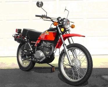 1976 Honda XL350