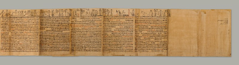 Book of the Dead of the Priest of Horus