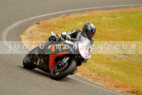 804 - Black Orange GSXR