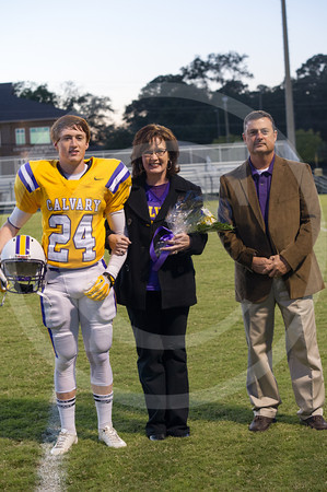 Homecoming & Senior Night 2013