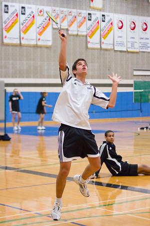 2009-10 Badminton