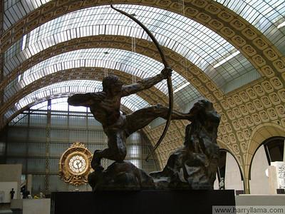 Paris 2005: Musee d'Orsay