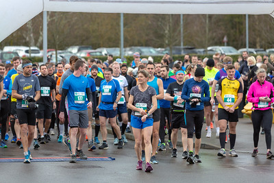 20190310 Maidstone Road Run