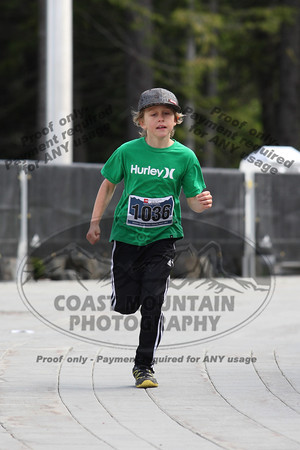 Kids Race Finish Line - High Resolution for Purchase
