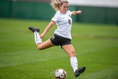 OU Women's Soccer vs. Michigan State 9/15/2019