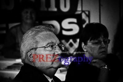 Herman Cain Stumps For Sorenson
