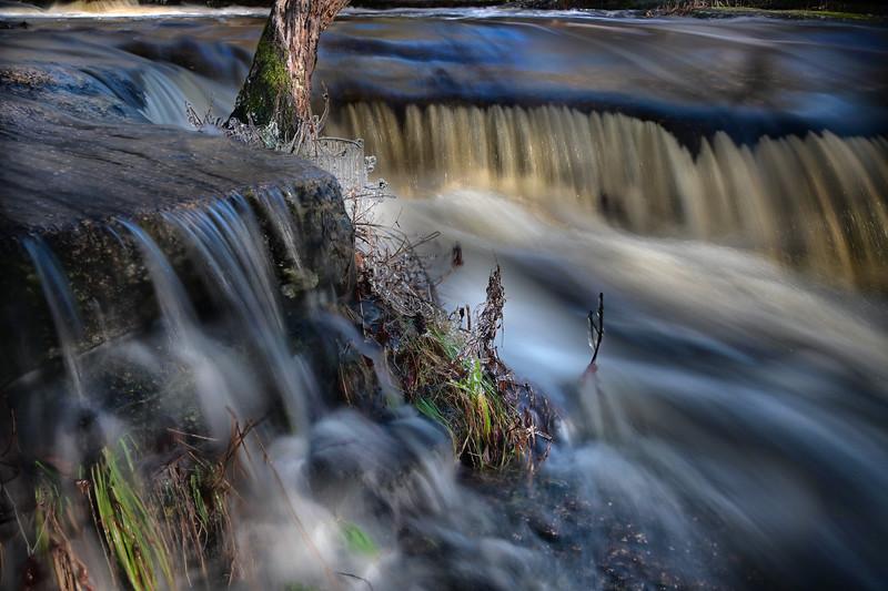 Step Stone Falls