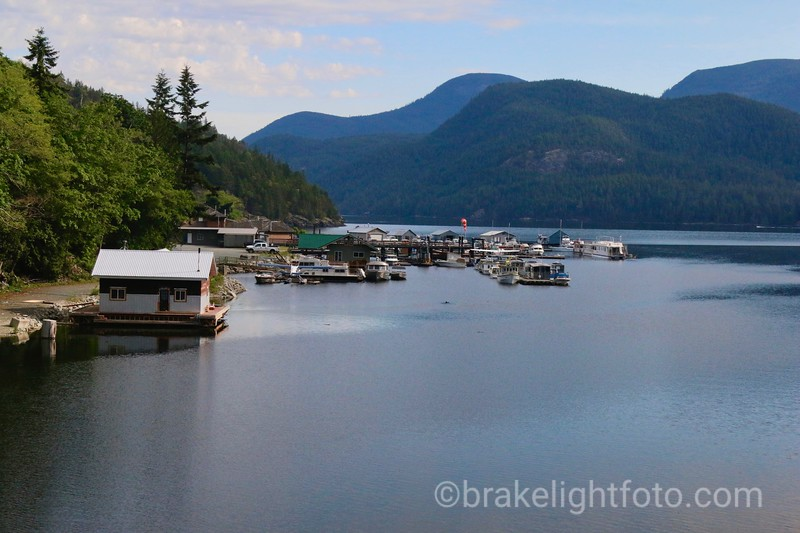Powell Lake Marina