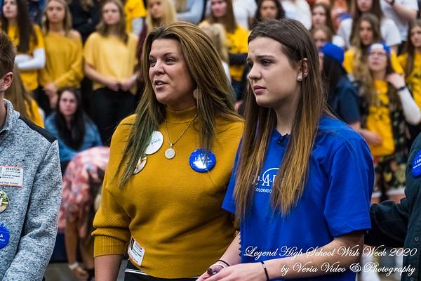 Legend High School Wish Week 2020 - Assembly #2